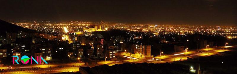 زندگی شبانه در مشهد