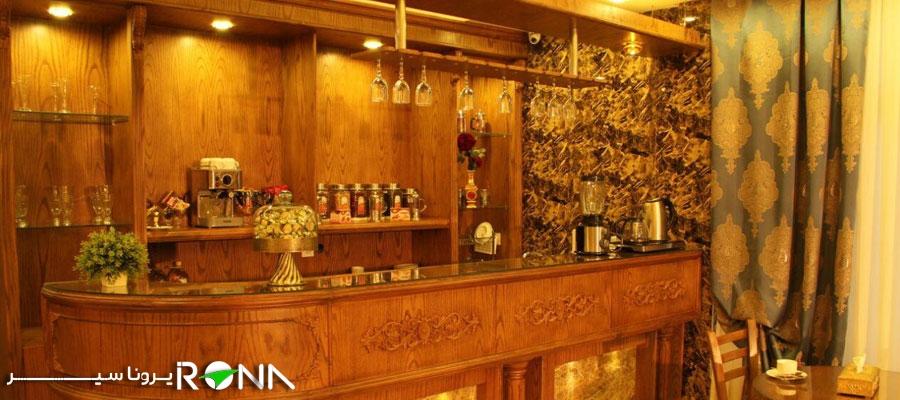 کافه عقیق رضوی مشهد