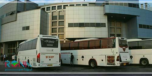 تور مشهد از کرمان زمینی با اتوبوس