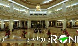 لوکس ترین هتل های مشهد