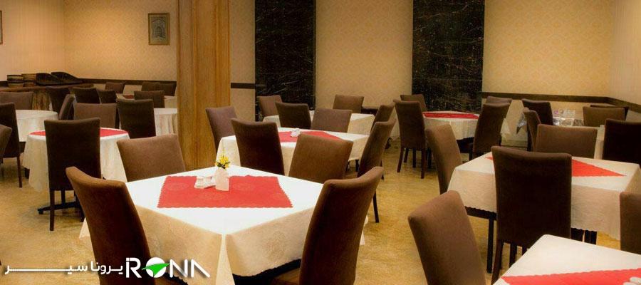 هتل آپارتمان مشاهیر مشهد