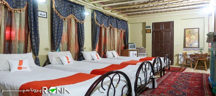 هتل سنتی گلشن شیراز اتاق چهارتخته سینگل