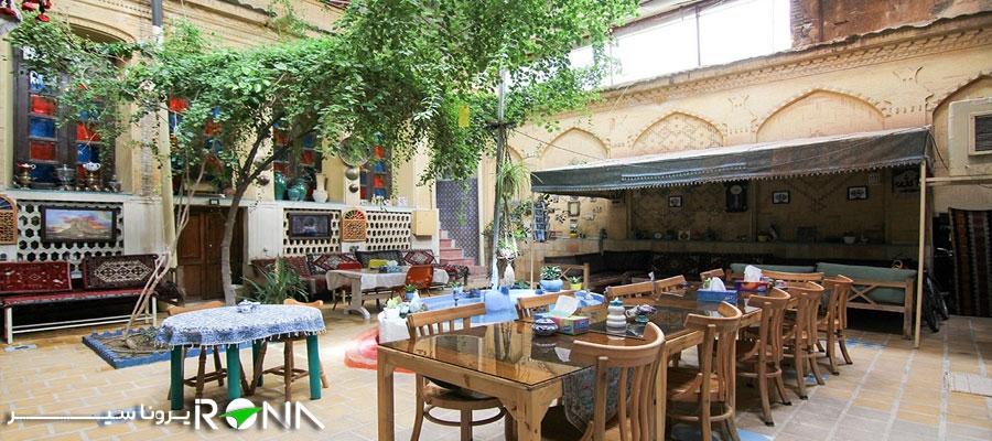 هتل سنتی گلشن شیراز نمایه