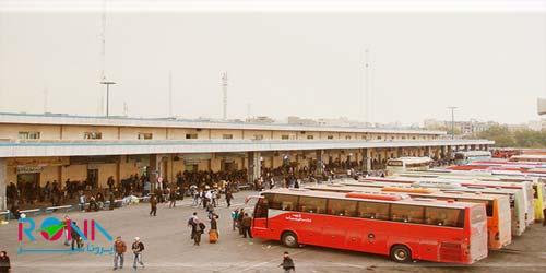 تور مشهد از کرمانشاه زمینی با اتوبوس