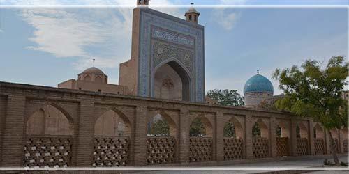 آرامگاه شیخ احمد جامی | اثر زیبای مسجد کرمانی