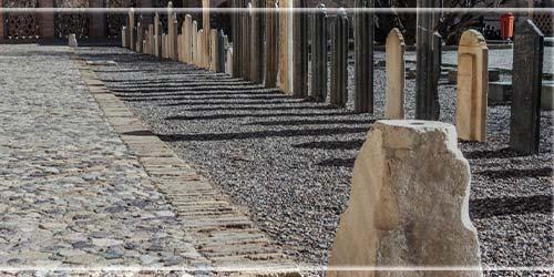 مسجد گنبد سفید مجموعه تاریخی